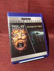 Thirteen Ghosts + House Of Wax Blu-ray Sealed Warner Bros Double Feature New