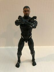 "Marvel Legends MCU Black Panther 6"" Figure Okoye BAF Series Chadwick Boseman"