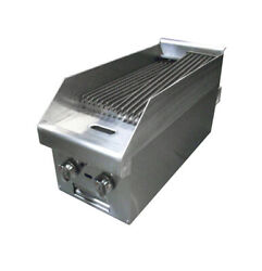 Southbend Hdc-12 12 Heavy Duty Gas Charbroiler W/ Cast Iron Radiants