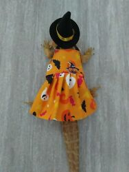 HALLOWEEN COLLECTION Bearded dragon Witch Dress and hat