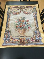 Jardin Beaumesnil Wall Tapestry French Renaissance by Point de Meurins