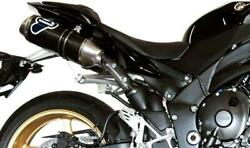 Termignoni Oval Stainless/carbon Dual Undertail Full Exhaust Yzf-r1 09-11