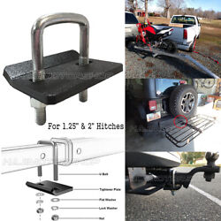 Movement Reducer Hitch