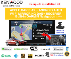 Kenwood Dnx9190dabs For Mazda Rx8 2004-2008 Fe Car Stereo Upgrade