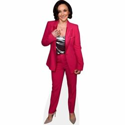 Shirley Ballas Pink Suit Life Size Cutout