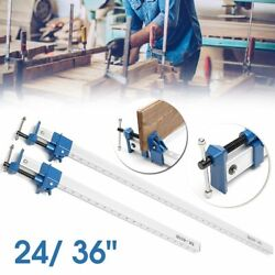 Diy Heavy Duty F Clamps For Woodworking Quick Release Pipe Clamp Grip Hand Tools