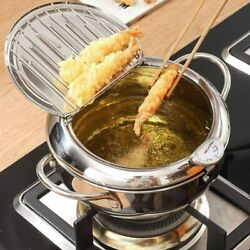 SJJLY Fried Chicken Temperature Control Cookware Tempura Household Cooking Tools