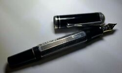 Fountain Pen 925 Starling Silver Limited Edition