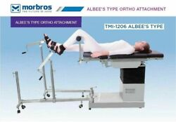 Latest Tmi-1206 Operation Theater Surgical Albee's Type Ortho Attachment Table