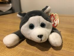 Ty Beanie Babies Nanook 1996 Excellent Condition. Put Away For Over 20 Years.