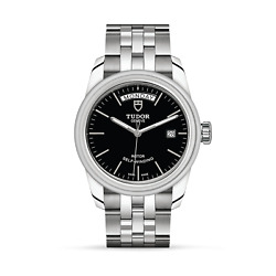 Tudor Geneve Glamour Day-date Gents Automatic Watch Ref 57000 Box And Papers.
