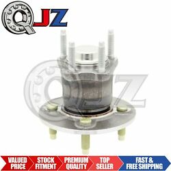 [rearqty.1] New 4-studs Wheel Hub For Saturn 2003-2007 Ion Fwd Non-abs Model