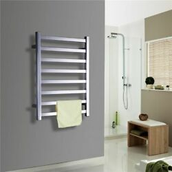 Stainless Steels Towel Dryers Rack Wall Top Quality Fixed Bath Towels Holder New