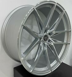 4 Hp1 22 Inch Silver Rims Fits Cadillac Sts Awd 2006 - 2011