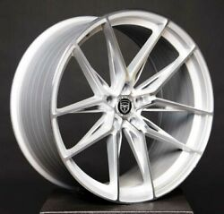 4 Hp1 22 Inch Silver Rims Fits Ford Ranger 4wd 2000 - 2011