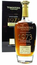 Tomintoul - Double Wood Matured - Speyside Single Malt - 1973 45 Year Old Wh...