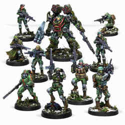 Infinity Ariadna Tartary Army Corps Action Pack Cor281112