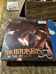 Sealed Bruisers In The Pit - Live And Rare Vinyl Lp Dropkick Murphys Madball
