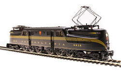 Broadway Limited Ho Scale Gg1 Electric Dcc/paragon3 Sound Pennsylvania/prr 4801