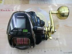 Shimano Beastmaster 2000 03885 Fishing Reel Pre-owned Free Dhl Shipping 5