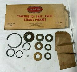 1933-1959 Nos Plymouth Dodge Chrysler Desoto Transmission Small Parts Package