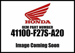 Honda Differential 41100-f27s-a20 New Oem