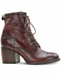 Patricia Nash/patricia Nash Designs Sicily Bootie Hand Stained Mrl Size