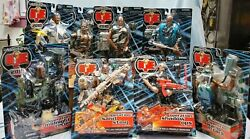 The Adventures Of Gi Joe 2010 Action Figures -you Choose From 8 Action Figures