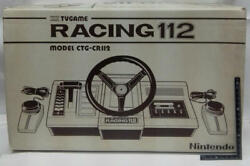 Nintendo Racing 112 Ctg-crt112 1978 Boxed Rare Vintage Game Console Unused