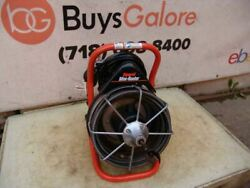General Wire Mini-rooter Xp 1/2 X 50and039 Cable Sewer Line Cleaning Drain 1