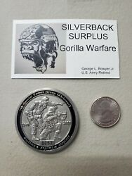 7th Special Forces Group- Celebrating 50 Years Of Excellence Coin 1960-2010 005