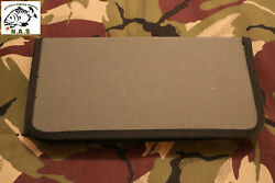 Nas Green Stiff Rig Wallet With Pins Zip Up Case Carp Coarse Pike Fishing Tackle