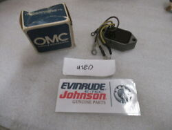P15a Johnson Evinrude Omc 580891 Clipper Circuit Oem Used Factory Boat Parts