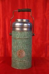 Vintage Thermos Vit Yet Made In Hong Kong Useful And Collectible 916