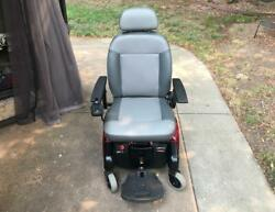 Quickie Freestyle F11 Power Chair In Excellent Condition With Extra Parts