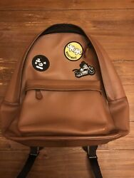 Coach x Disney Leather Backpack $325.00