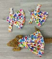 Bearded dragon Dress INTRODUCING NEW SIZES SML