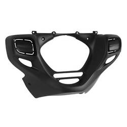 Matte Black Front Lower Engine Cowl Cover Fit For Honda Goldwing Gl1800 12-14 Us