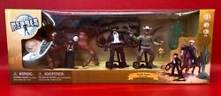 True Heroes Wild West Wagon Horse Sheriff + Bandit Toy Set Toys R Us Exclusive