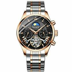 Automatic Waterproof Mechanical Watch For Men - Ideal Christmas Gift For Men