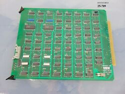 Electroglas 2001x View Engineering 132200 System Timing Circuit Board Used Work