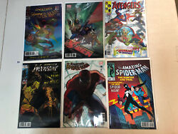 Marvel Legacy Lenticular Cover Month 50 Various Issues Nm Deadpool Spider-man