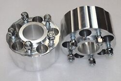John Deere X595 Forged 2 Rear Wheel Spacers Made In Aus