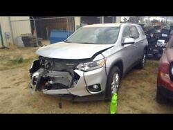 Silver Traverse 2019 Trunk/hatch/tailgate 470843