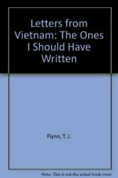 Letters From Vietnam Ones I Should Have Written Mint Condition