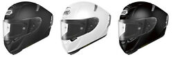 Shoei X-fourteen Solid Colors Full Face Motorcycle Helmets