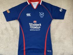 Namibia Rugby Shirt Jersey Match Worn Player Issue Number9