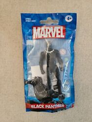 Black Panther Sealed 3.75quot; inch Bagged figure Marvel