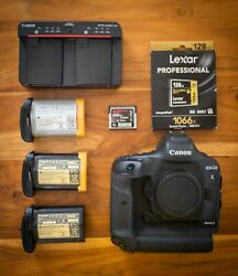 Pack Canon 1dx Mark Ii