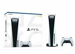 Sony Playstation 5 Console - White